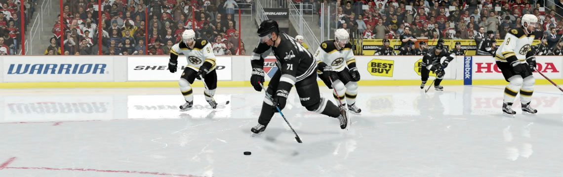 The Half Clap – Best Shot in NHL 17?