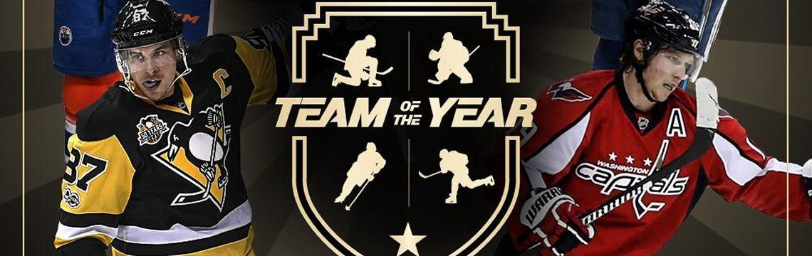 NHL HUT Community Team of the Year 2017! What is it?