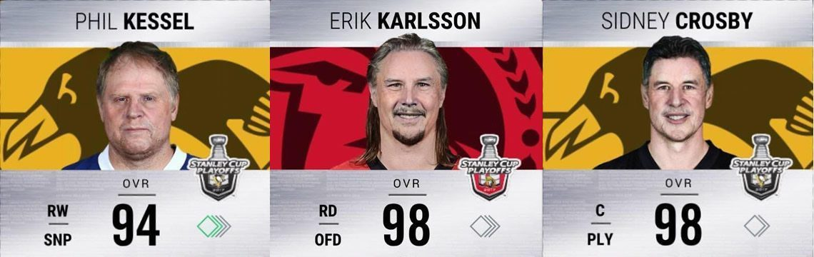 See What Today's NHL Playoff Stars Will Look Like in 30 Years