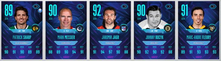 HUT Flashback Cards