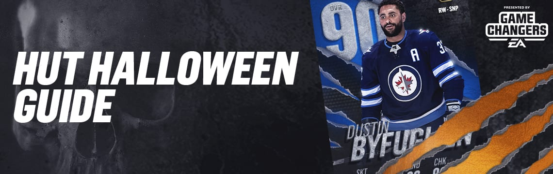 NHL 19 HUT Halloween Event Guide!